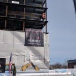 Wexford Innovation Complex Celebrates Topping Off