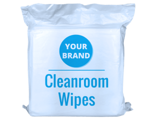 Private Label Cleanroom Wipes