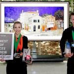 LG ELECTRONICS ERHÄLT AUF DER CES 2018 AUSZEICHNUNG FÜR DEN LG OLED TV C8 ALS BESTES TV-PRODUKT