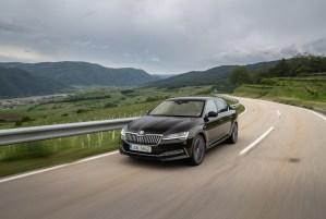 1,5 TSI ACT 110 kW (150 PS): überarbeiteter ŠKODA SUPERB jetzt ab 28.850 Euro bestellbar