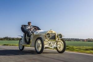 ŠKODA zeigt beim AvD-Oldtimer-Grand-Prix Meilensteine seiner Motorsporthistorie