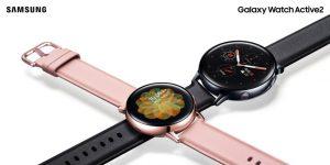 Galaxy Watch Active2: Mehr Stil, mehr Fitness, mehr Konnektivität