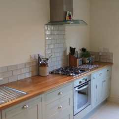 Free Standing Kitchen Cabinets Art Ideas Small Handmade In Wandsworth - Higham Furniture