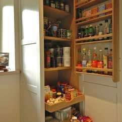 Free Standing Kitchen Larder Cupboards Kids Step Stool Bespoke Cupboard Orchard Oak