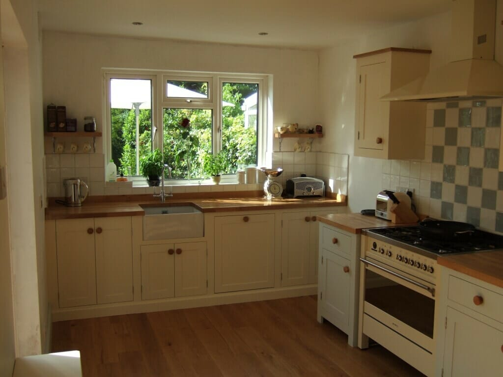 Esher Surrey Free Standing Kitchen  Higham Furniture