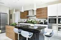 Chiswick Contemporary Kitchen - Higham Furniture
