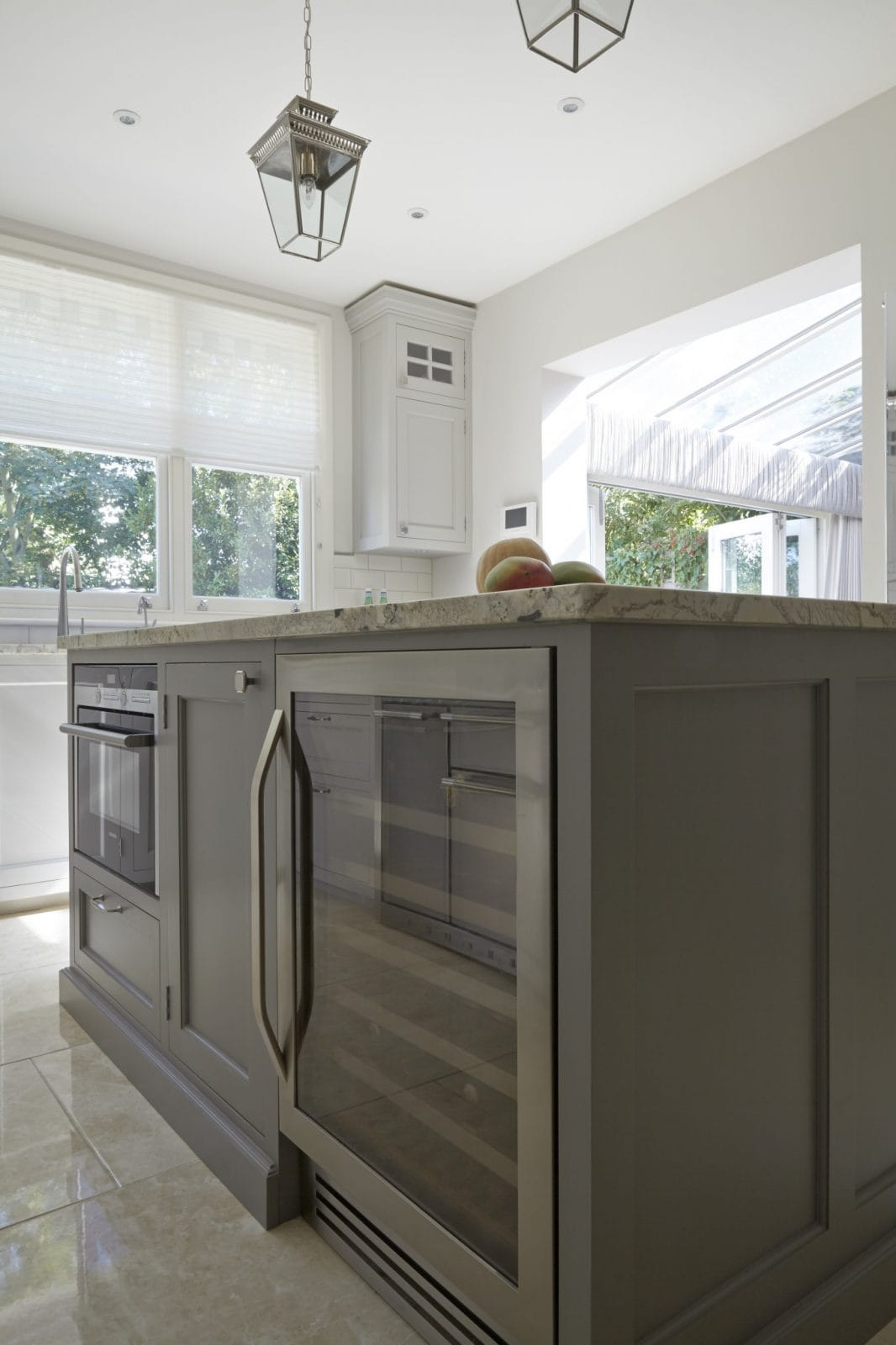 Clapham American Style Kitchen  Higham Furniture