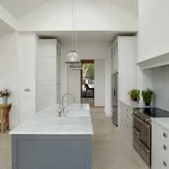Long Island Kitchen Design Ikea Faucets Hampton Painted Shaker - Higham Furniture