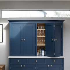 Black Kitchen Islands Designer Jobs Wandsworth, London Traditional - Higham Furniture