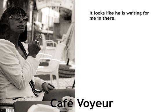 Francesca Felucci Cafe Voyeur