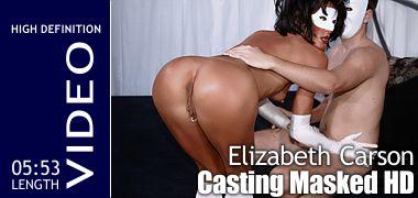 Elizabeth Carson Casting Masked HD