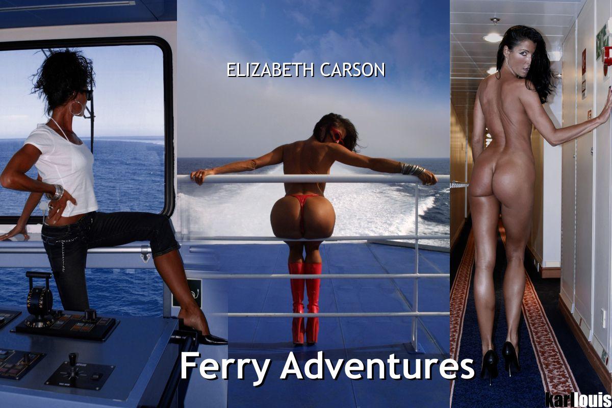 Elizabeth Carson - Ferry Adventures
