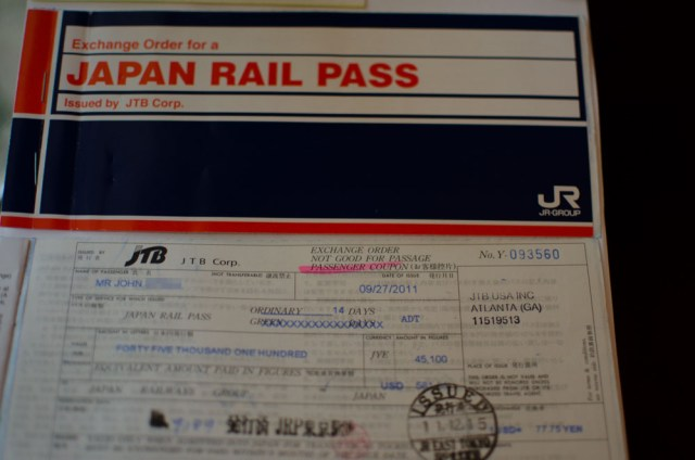Rail Pass Exchange