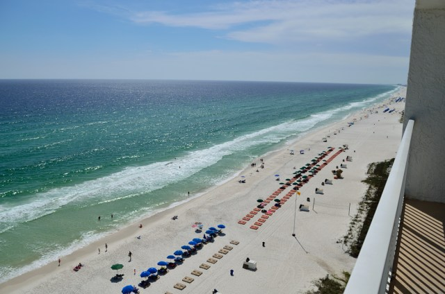 Panama City Beach @ Landmark Hotel, Florida