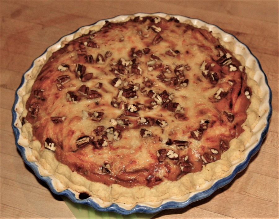 Butternut S'Quiche