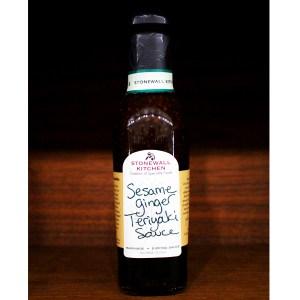 Sesame Ginger Terriyaki Sauce