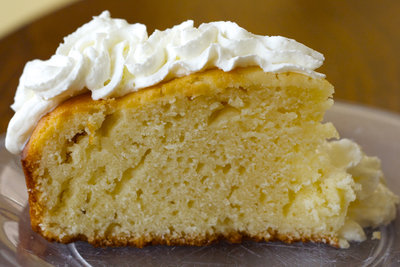 French Yogurt Cake | High Country Olive Oil