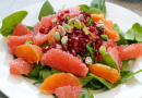 Winter Citrus Salad Recipe | High Country Olive Oil