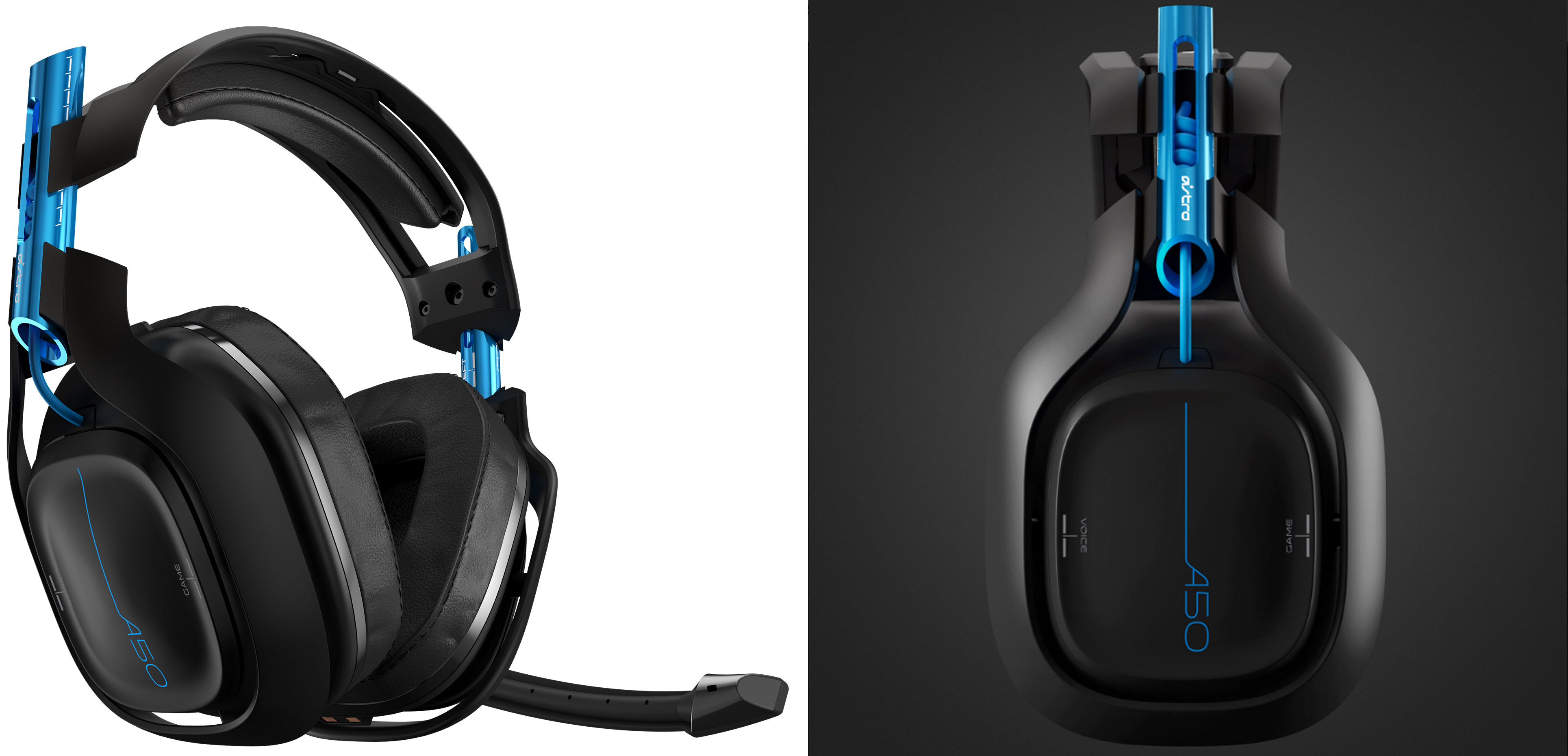 The New ASTRO A50 Wireless Headset Features New Base