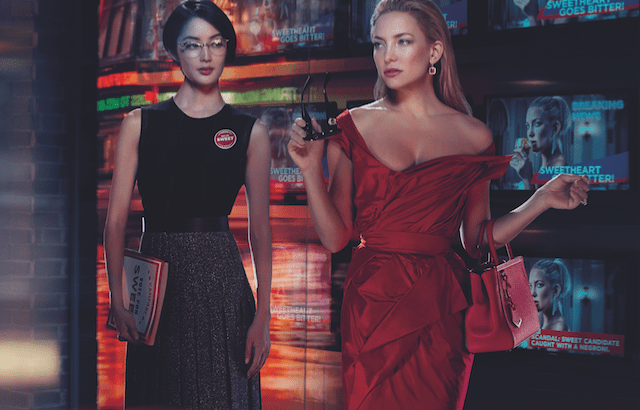 Kate Hudson Sizzles as the New Face of Campari's 2016 Calendar