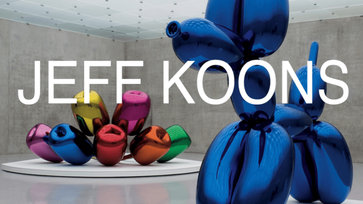 Visual artist Jeff Koons to be honored with the 2016 Trophée des Arts