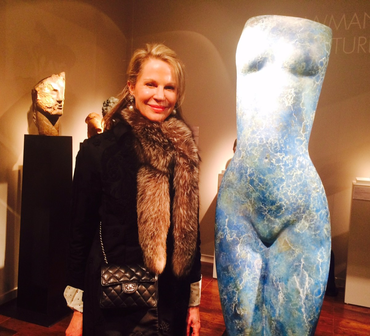 Young Collectors Night at The Winter Antiques Show