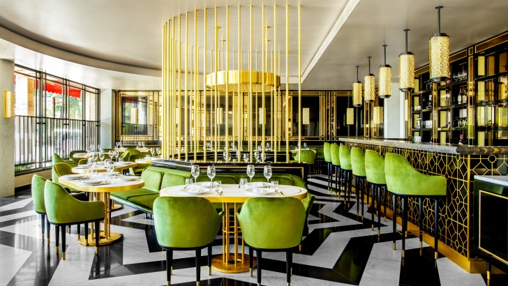 Monaco's Song Qi Restaurant – Curating Food as Art