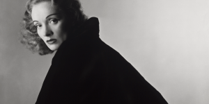 Marlene Dietrich: Portrait of A Lady