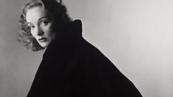 Marlene Dietrich: Portrait of A Lady