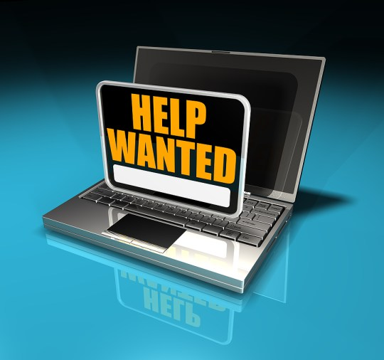 bigstock_Laptop_Help_Wanted_7442417