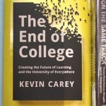 REVIEW: The End of College actually calls for more college