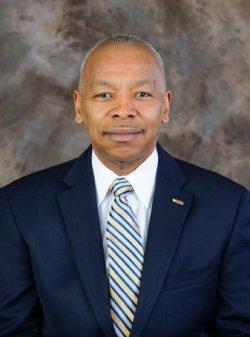 Chancellor Elwood L. Robinson Winston-Salem State University