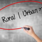 Rural needs urban, and urban needs rural