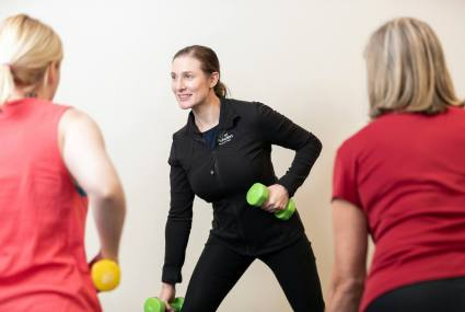clinical exercise classes