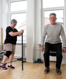 GLAD Good Life with osteoArthritis