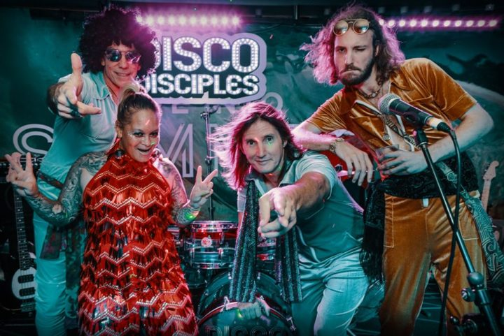 Coverband Disco Disciples