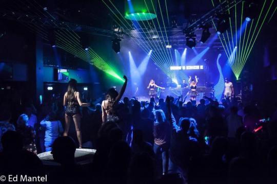 Bedrijfsfeest Copland 2016
