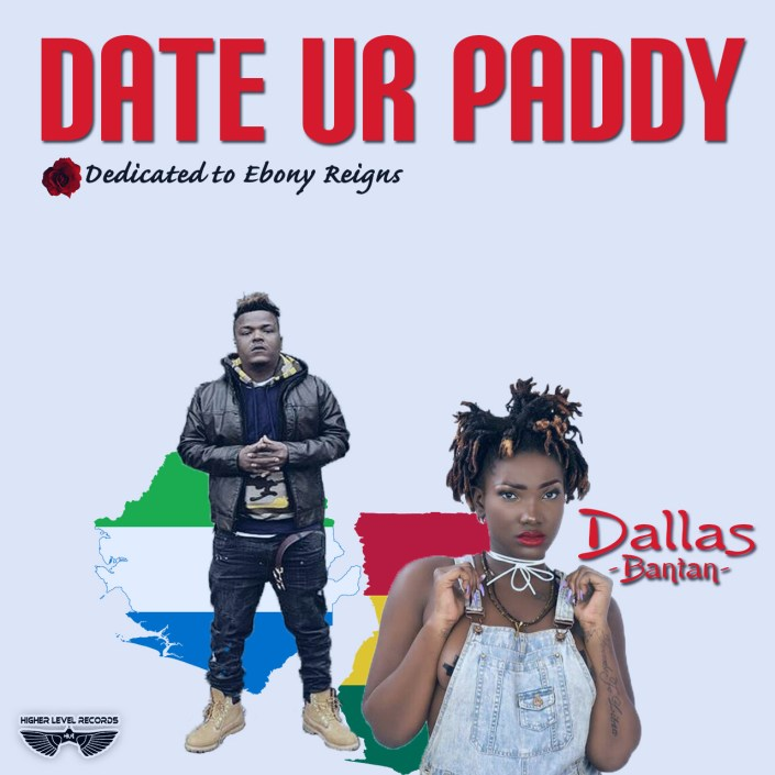 Date ur paddy art cover