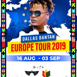 Dallas Bantan 2019 Europe Tour