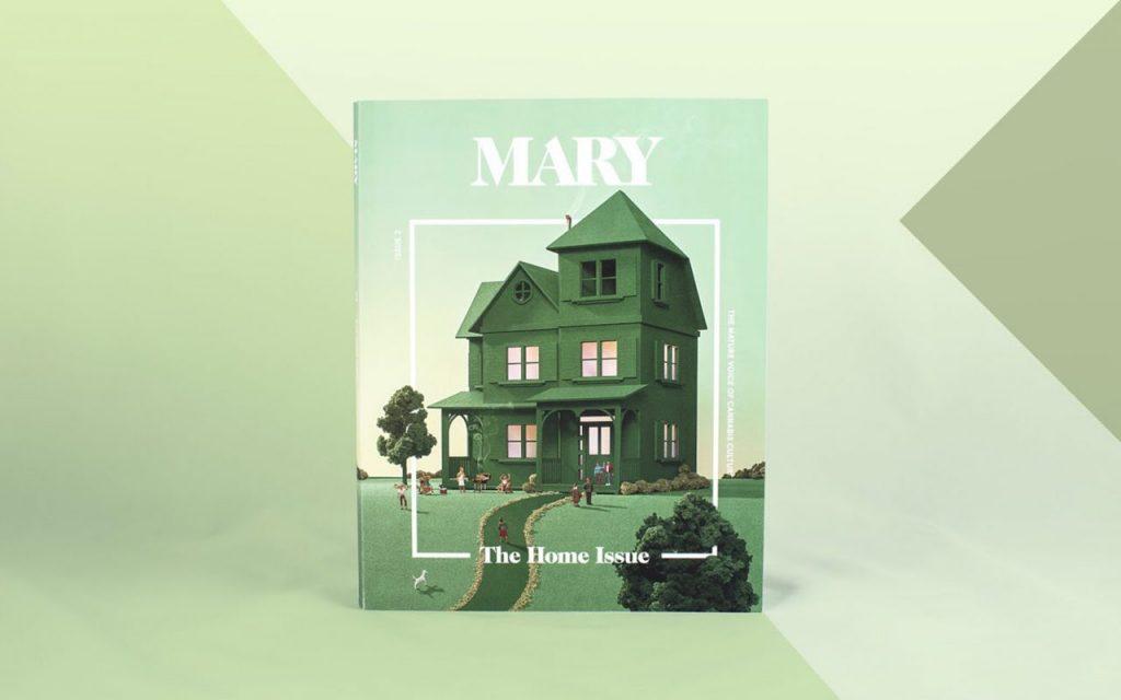 Cannabis Lifestyle Magazines on the Market