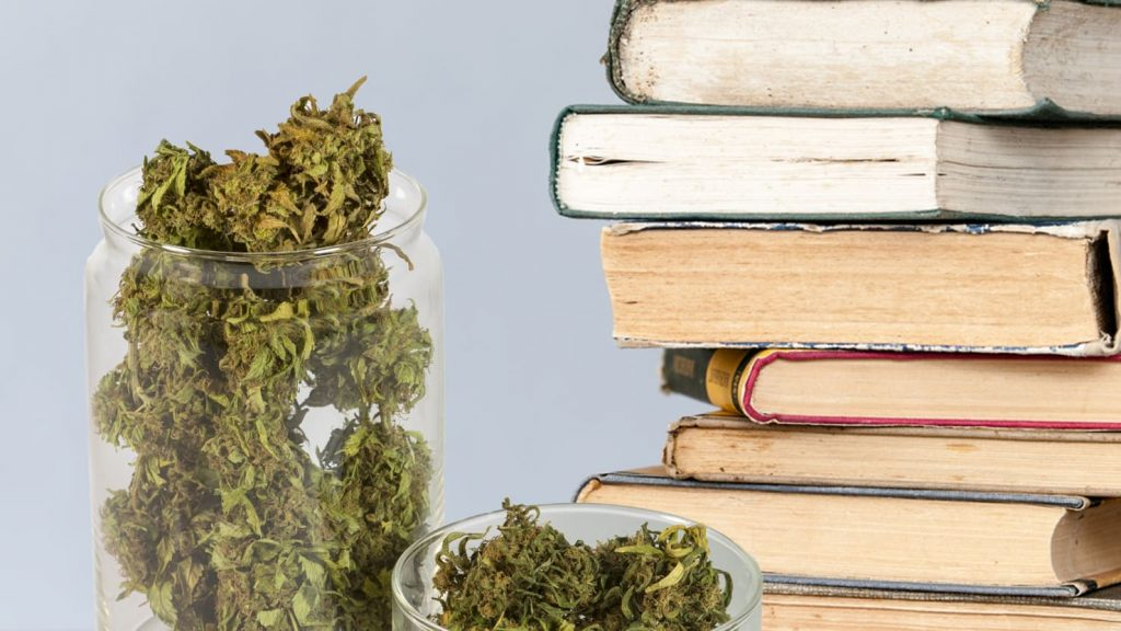 Five Authors Who Have Smoked Weed