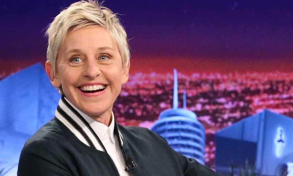 Ellen Degeneres: Does She Smoke Weed?