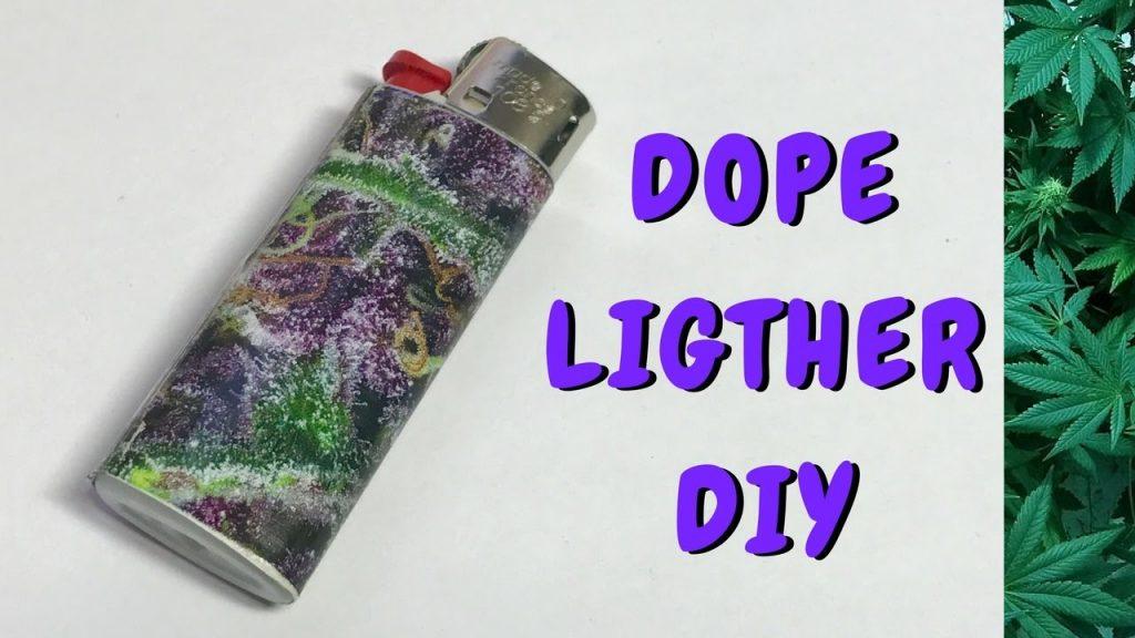 DIY Personalized Lighter – Make it Original