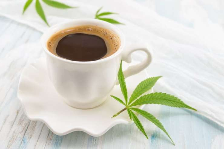 Bulletproof Americano Infused with CannaOil: A Morning Treat