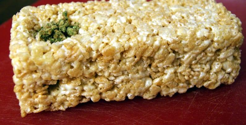 How To Make Marijuana Rice Crispy Treats