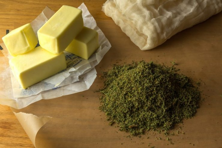 Cannabis Infused Cocoa Butter: Not Just for Your Skin!