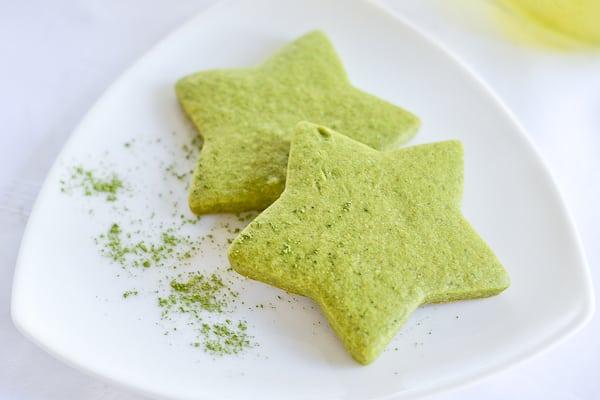 Matcha Sugar Cookies – Nutrient Rich!