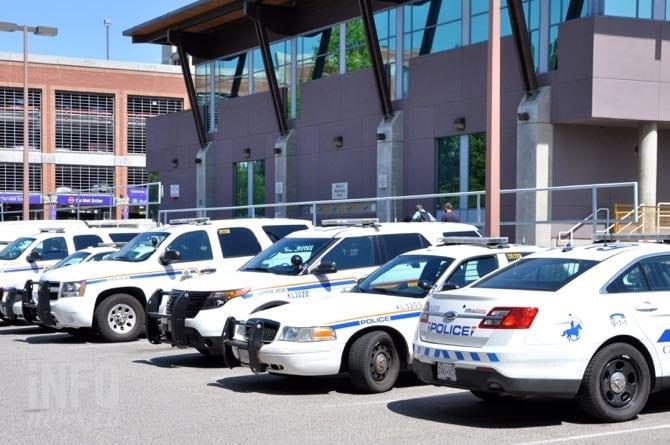 Police Remove Shopping Cart Full of Marijuana Plant Trimmings