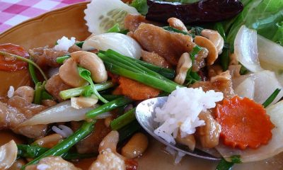 le chef gourmand blue thai island stir-fry