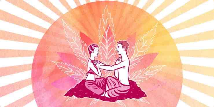 Yoga and Cannabis: A Yogi's Dream Come True